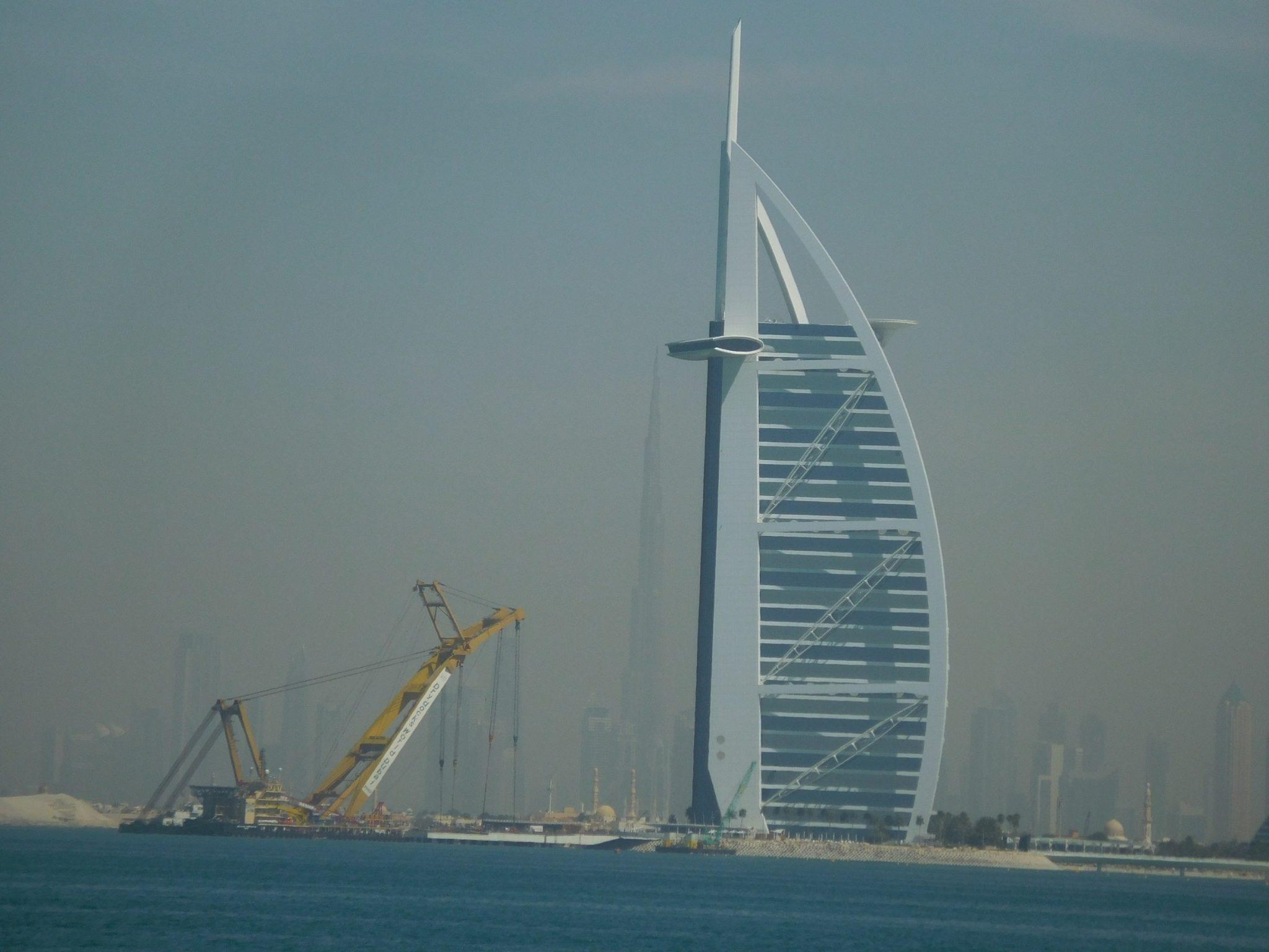 Dubai Where Oil Is Cheaper Than Water Svetoslav Dimitrov
