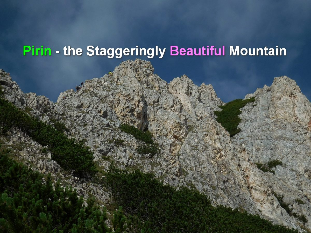 Pirin Mountains, Bulgaria, Featured Image, Djamdjiev Rab. Staggering Beauty