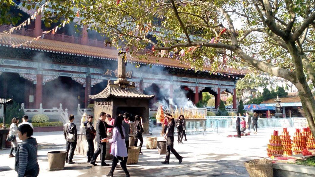 Lotus hill-mountain-china-featured-image-kwan-yin-temple